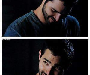 teen wolf, derek hale, and smile image