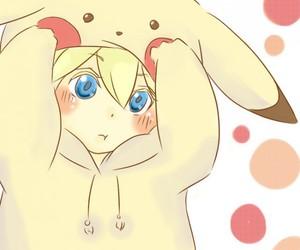 pikachu, kawaii, and vocaloid image