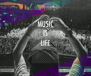 music, life, and dj image