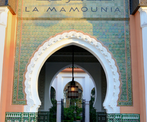 marrakesh, morocco, and mamounia image