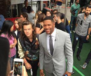 one direction, Harry Styles, and gma image