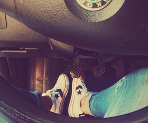 converse, drive, and go image