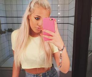 lottie tomlinson, one direction, and louis tomlinson image