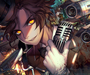 anime, Freddy, and five nights at freddy's image