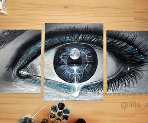 art and eye image