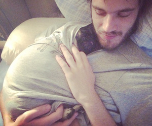 pewdiepie, maya, and cute image