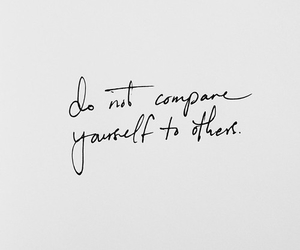 quotes, life, and compare image