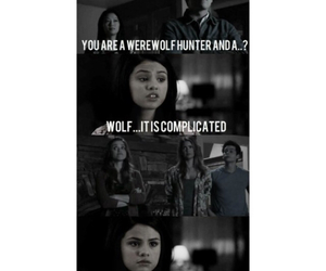selena gomez, werewolf, and holland roden image