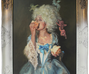 art and cake image