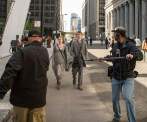 divergent, ansel, and Shailene Woodley image