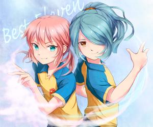 anime, kazemaru ichirouta, and inazuma eleven image