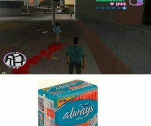 funny, gta, and always image
