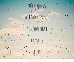 amazing, fly, and inspiration image