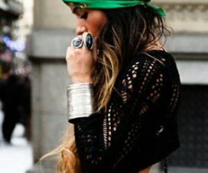accessories, chic, and clothes image