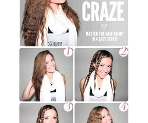 diy, penteado, and hair image