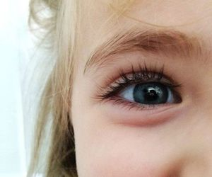 eyes, kids, and blonde image