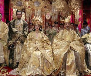 gong li, tang dynasty, and empress pheonix image