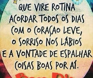 inspiracao, quotes, and bom dia image
