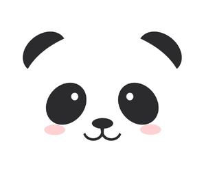 panda, wallpaper, and white image