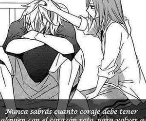 manga, anime romance, and frases anime image