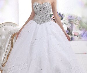 Couture and wedding dress image