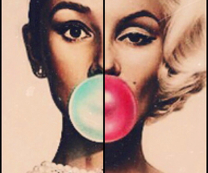 audrey and marilyn image