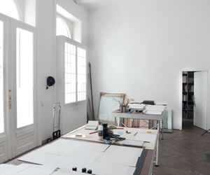 art, white, and atelier image