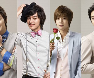 actor, lee min ho, and Boys Over Flowers image