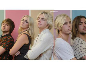 band, blonde, and r5 image