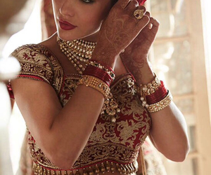 beauty, indian, and india image