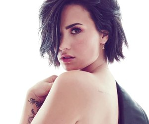 beautiful, singer, and demi lovato image