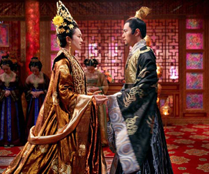 china, costume, and film image