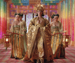 gong li, Queen, and tang dynasty image
