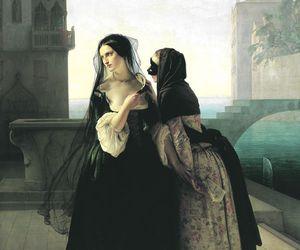 Francesco Hayez, art, and woman image