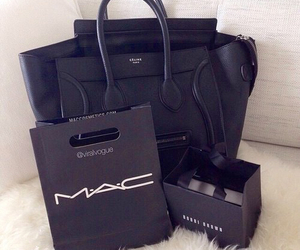 bag, fashion, and gift image