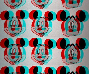 3d, mickey mouse, and disney image