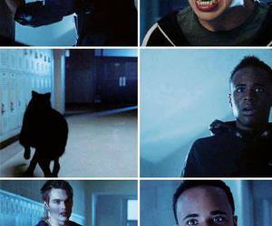 teen wolf and liam dunbar image