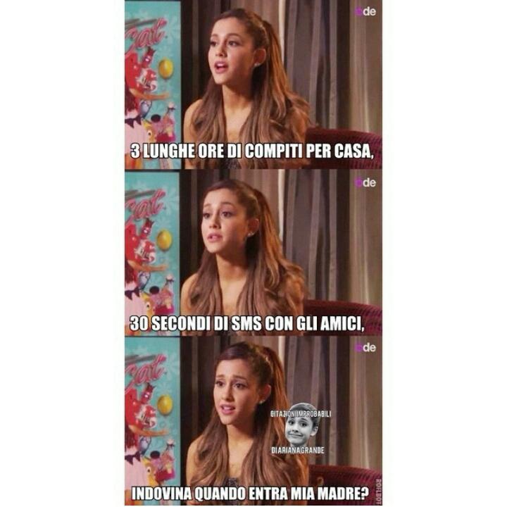 Citazioni Improbabili Di Ariana Grande On We Heart It