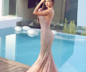 dress, beauty, and style image