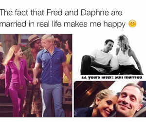 daphne, Fred, and scooby doo image