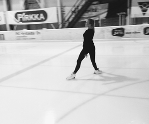 ice, passion, and skating image
