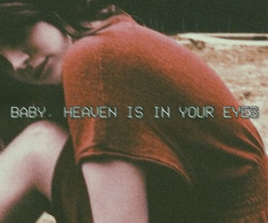 lana del rey, heaven, and grunge image