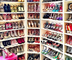 Dream, girls, and shoes image