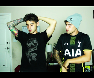 twins, luke brooks, and janoskians image