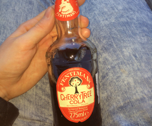 Best, cherry tree, and cola image