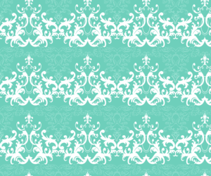 pattern and white image