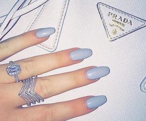 nail and Prada image