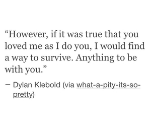 columbine, quote, and dylan klebold image