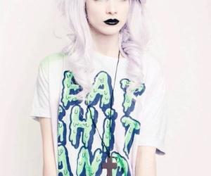 grunge, pastel goth, and emo image