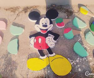 draw, drawing, and micki mouse image